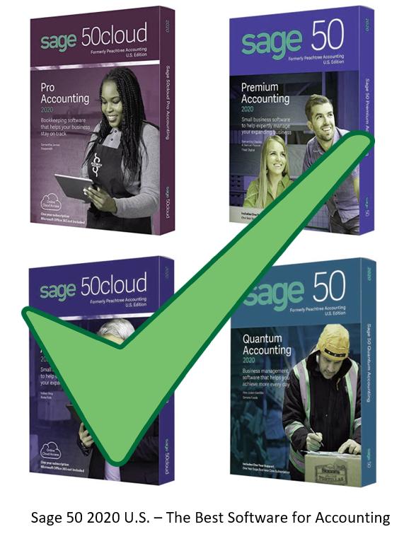 Sage 50 2020