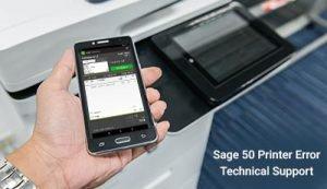 How to Fix Sage 50 Printer Error