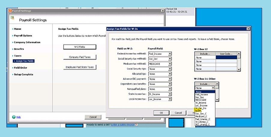 reporting-Sage-50-2022-payroll-settings
