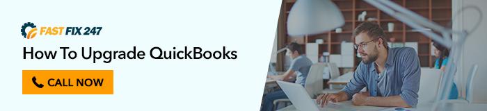 How To Upgrade QuickBooks