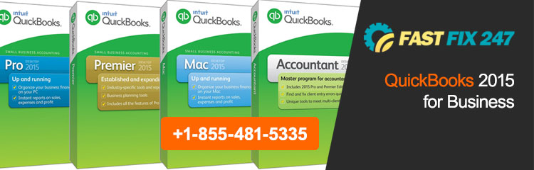 QuickBooks 2015 for Business