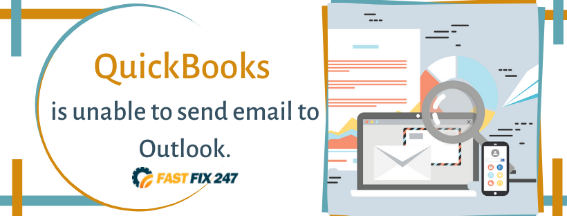 QuickBooks is unable to send email to Outlook