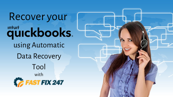 Recover your QuickBooks with QuickBooks Automatic Data Recovery Tool