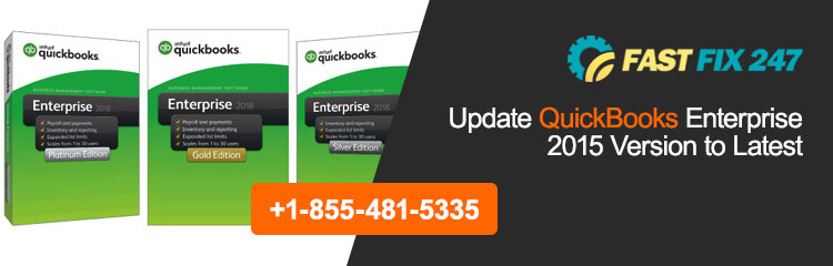 Update QuickBooks Enterprise 2015 with the Latest Version 2021
