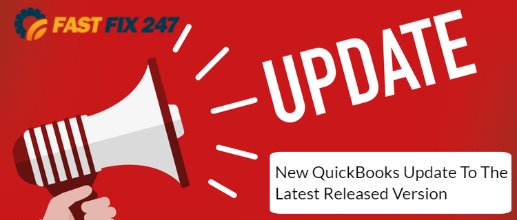 New QuickBooks Update to the Latest Released Version