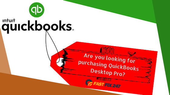 Are you looking for purchasing QuickBooks Desktop Pro?