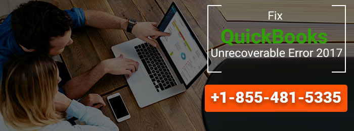 Fix QuickBooks Unrecoverable Error 2017