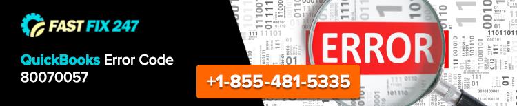 QuickBooks-Error-Code-80070057