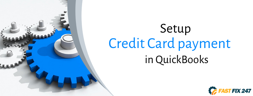 Set Up Credit Card Payments Through Quickbooks