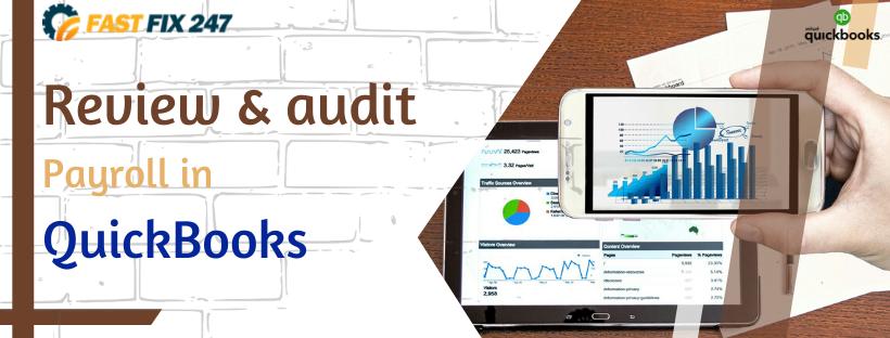Payroll audit in QuickBooks