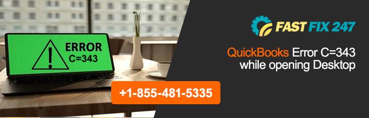 QuickBooks-Error-C343-while-opening-Desktop