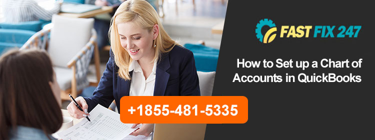 Set up a Chart of Accounts in QuickBooks
