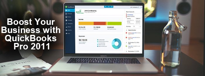 boost business with quickbooks pro 2011