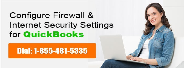 Set Up Firewall and Internet Security Settings