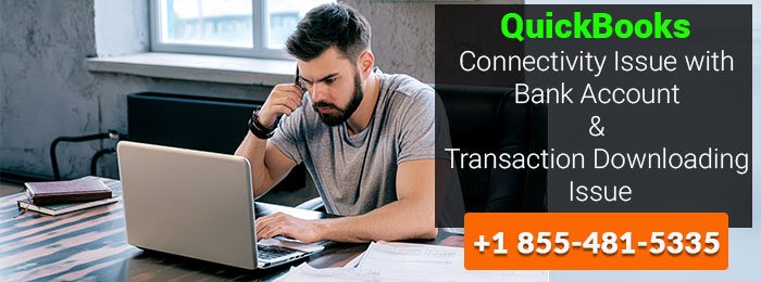QuickBooks connectivity issues