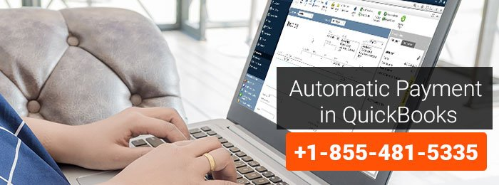How to Setting Up Automatic Payment in QuickBooks