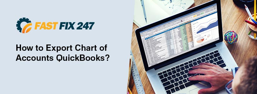How to Export Chart of Accounts QuickBooks