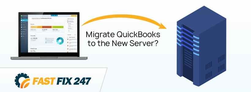 Migrate QuickBooks to the New Server