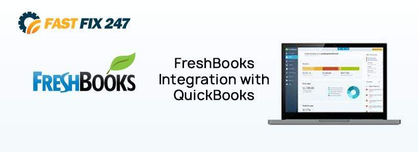Freshbooks Integration with QuickBooks