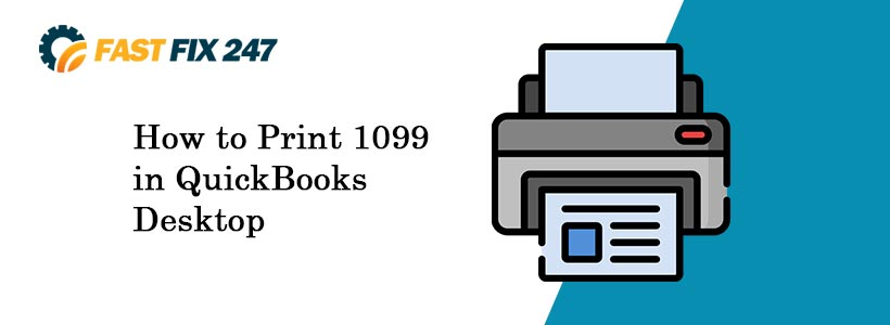 How to Print 1099 in QuickBooks Desktop