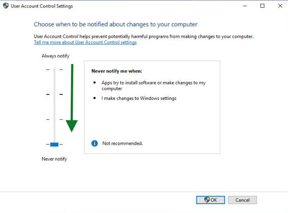 user-account-control-setting